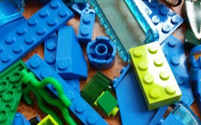 Lego Activism.