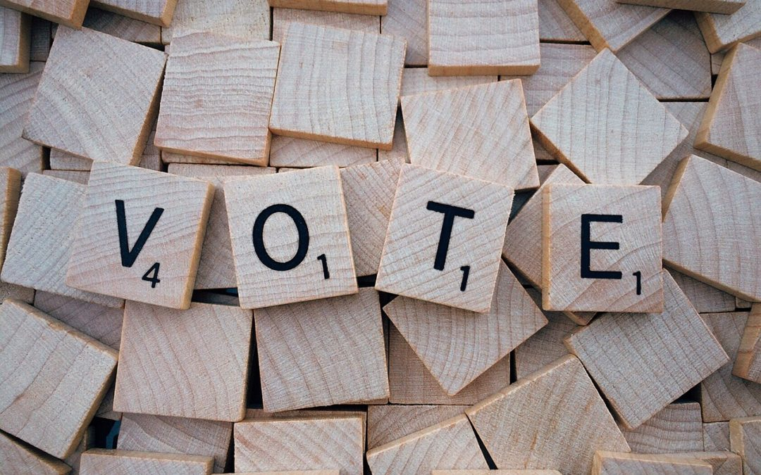 3 Ways To Get More People To Vote.