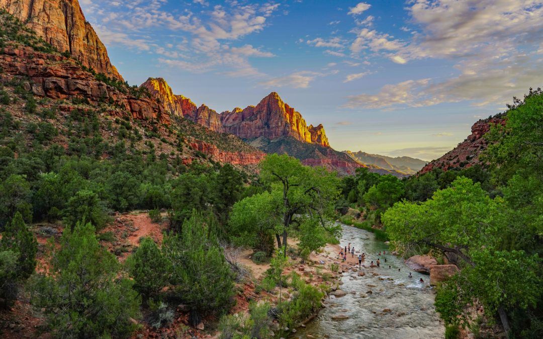 How You Can Protect Your National Parks From Trump's Greed.