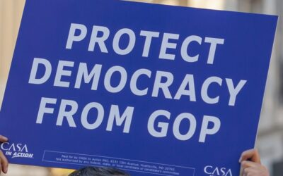 Warning: Trump & GOP Enablers Are Attacking Your Democracy.